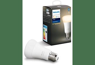PHILIPS Hue White E27 Bluetooth LED Lampe Warmweiß