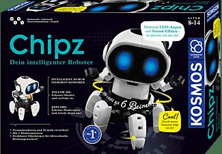 KOSMOS Chipz - Dein intelligenter Roboter Experimentierkasten, Mehrfarbig