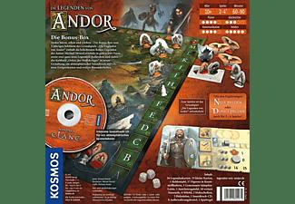 KOSMOS Die Legenden von Andor - Die Bonus-Box Gesellschaftsspiel Mehrfarbig