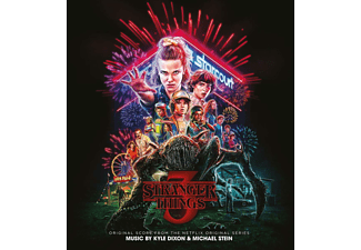 Kyle Dixon / Michael Stein - Stranger Things 3 (Original Score) CD
