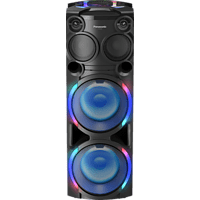 PANASONIC SC-TMAX 50 E-K Bluetooth Lautsprecher Schwarz