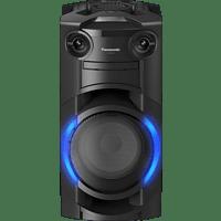 PANASONIC SC-TMAX10E-K Bluetooth Lautsprecher (Schwarz)