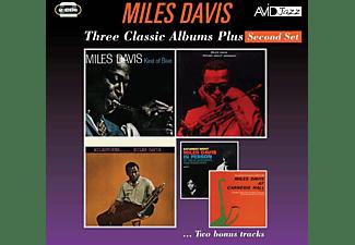 Miles Davis - Three Classic Albums Plus  - (CD)
