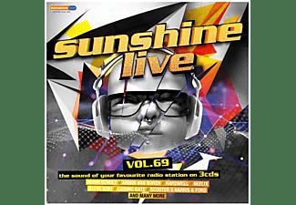 VARIOUS - Sunshine Live 69  - (CD)