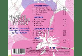 Joe Hisaishi - Hisaishi/Miyazaki/Kitano (Ost)  - (CD)