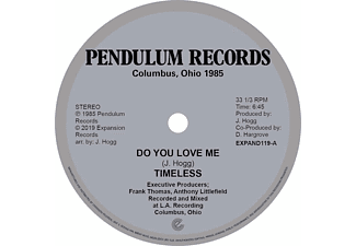 Timeless Legend - Do You Love Me/You're The One  - (Vinyl)