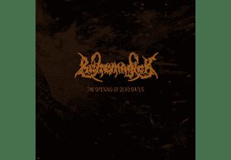 Runemagick - (BLACK) THE OPENING OF DEAD GATES  - (Vinyl)