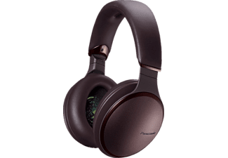 PANASONIC RP-HD610N, Over-ear Kopfhörer Bluetooth Braun