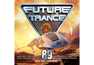 VARIOUS - Future Trance 89 - (CD)