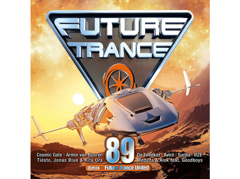 VARIOUS - Future Trance 89 [CD]