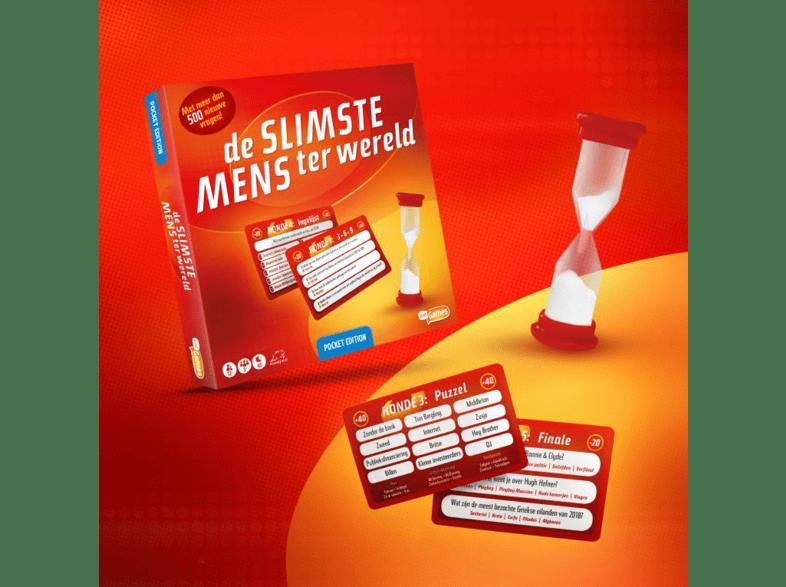 Just Formats De Slimste Mens Ter Wereld Pocket Edition Bordspel