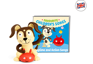 Tonies Figuren: Playtime and Action Songs (englisch)