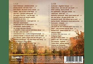 VARIOUS - Die volkstümliche Hitparade Herbst 2019  - (CD)