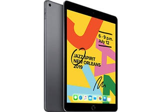 "APPLE iPad 10.2"" (2019) WiFi 32GB Surfplatta - Grå"