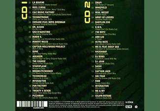 VARIOUS - 90s Club Mix Vol.2-The Ulti  - (CD)