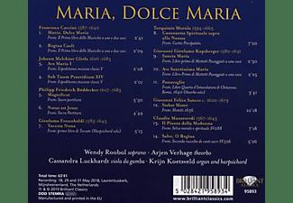 VARIOUS - Maria,Dolce Maria  - (CD)