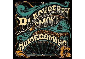 Blackberry Smoke - HOMECOMING (LIVE.. -LIVE-  - (Vinyl)
