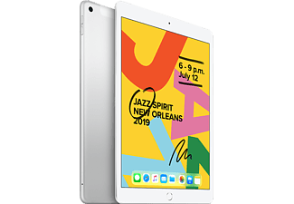"APPLE iPad 10.2"" (2019) 4G 128GB Surfplatta - Silver"
