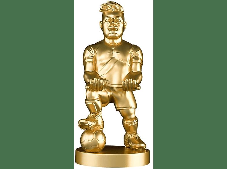 AMS Cable Guy - Fußballgott Controller- oder Phonehalterung, Mehrfarbig