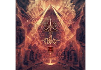 Nile - Vile Nilotic Rites  - (CD)