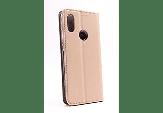 AGM 28845, Bookcover, Xiaomi, Redmi 7, Gold