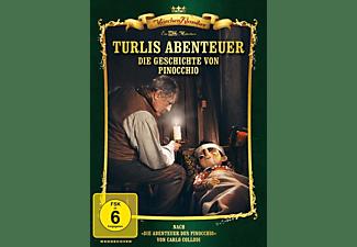 Turlis Abenteuer-Die Geschichte Von Pinocchio DVD