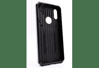 AGM 28828, Backcover, Xiaomi, Redmi 7, Silber/Schwarz