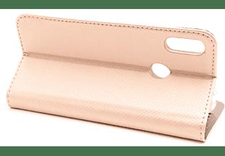 AGM 28842, Bookcover, Xiaomi, Redmi Note 7, Gold