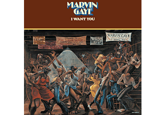 Marvin Gaye - I Want You (Exklusive Edition)  - (Vinyl)
