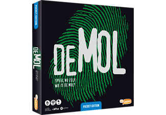 JUST FORMATS Wie Is De Mol Reiseditie - Bordspel