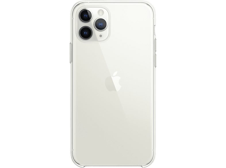 APPLE Clear Case Pure Back, Backcover, Apple, iPhone 11 Pro, Transparent