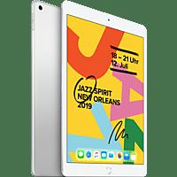 APPLE iPad (2019), Tablet , 128 GB, 10.2 Zoll, Silber