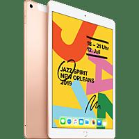 APPLE iPad Cellular (2019), Tablet , 32 GB, 10.2 Zoll, Gold