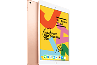 APPLE iPad (2019), Tablet, 128 GB, 10,2 Zoll, Gold