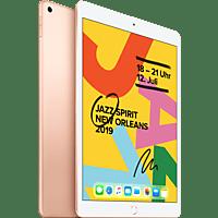APPLE iPad (2019), Tablet , 128 GB, 10.2 Zoll, Gold