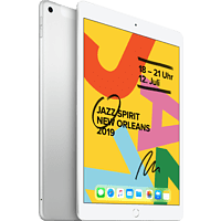 APPLE iPad Cellular (2019), Tablet , 32 GB, 10.2 Zoll, Silber