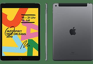 """APPLE iPad 10.2"""" Wi-Fi + Cellular 32 GB 7th Gen. Space Grau (MW6A2FD/A)"""