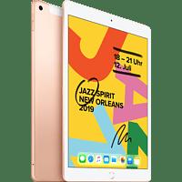 APPLE iPad Cellular (2019), Tablet , 128 GB, 10.2 Zoll, Gold