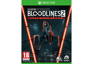Vampire Masquerade: Bloodlines 2 First Blood Edition NL/FR Xbox One