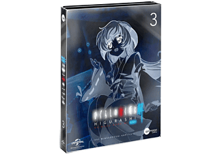 Higurashi Kai Vol.3 (Steelcase Edition) (Blu-ray) Blu-ray
