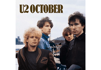 U2 - October (Exklusive Edition) - (Vinyl)