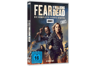 Fear The Walking Dead-Staffel 4 DVD
