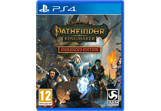 Pathfinder: Kingmaker Enhanced Edition FR/NL PS4