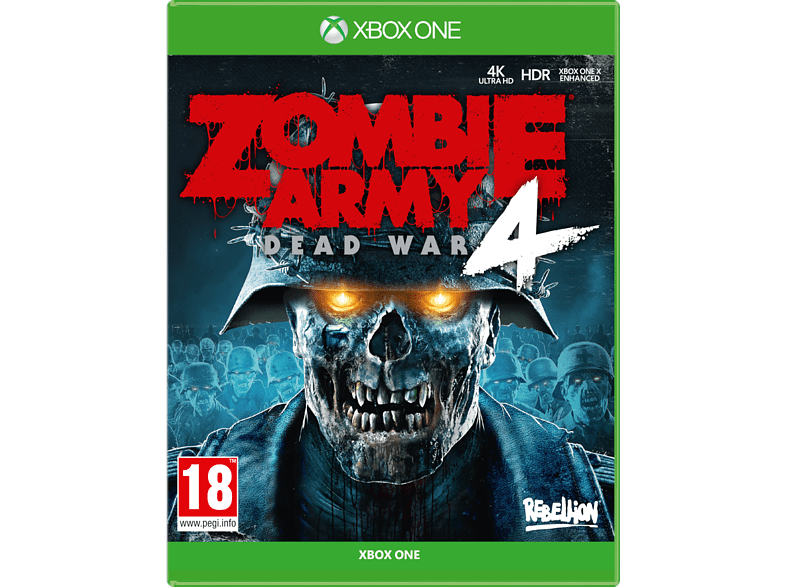 Zombie Army 4: Dead War UK/FR Xbox One