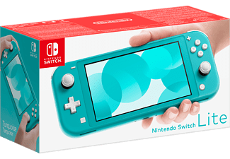 NINTENDO Switch Lite, türkiz
