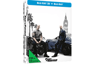 Fast & Furious: Hobbs & Shaw (Exklusives SteelBook®) [3D Blu-ray (+2D)]