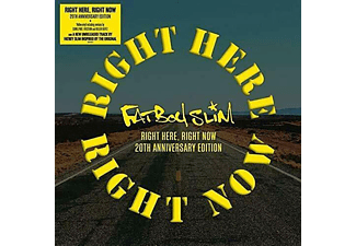 Fatboy Slim - Right Here,Right Now Remixes  - (Vinyl)