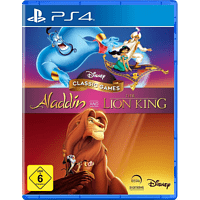 Disney Classic Games: Aladdin and The Lion King [PlayStation 4]