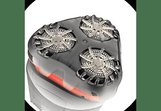 REMINGTON R4000 R4 Style Rasierer Silber/Rot (Dual-Track-Schneidsystem)