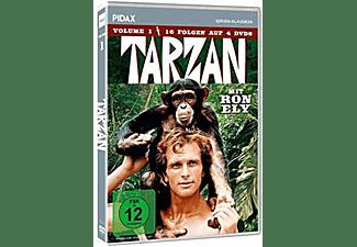 Tarzan - Volume 1 DVD